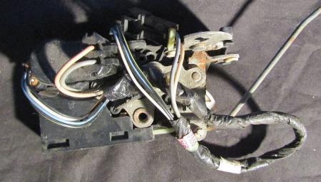 Oem 92 05 pontiac bonneville door latch and actuator for 05 honda accord door lock actuator