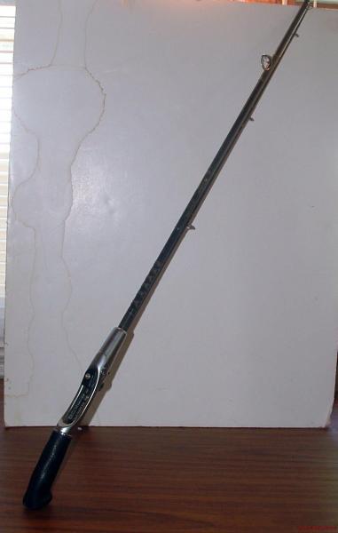 Shimano cb 01601 6 39 light action bantam casting rod ebay for Light action fishing rod
