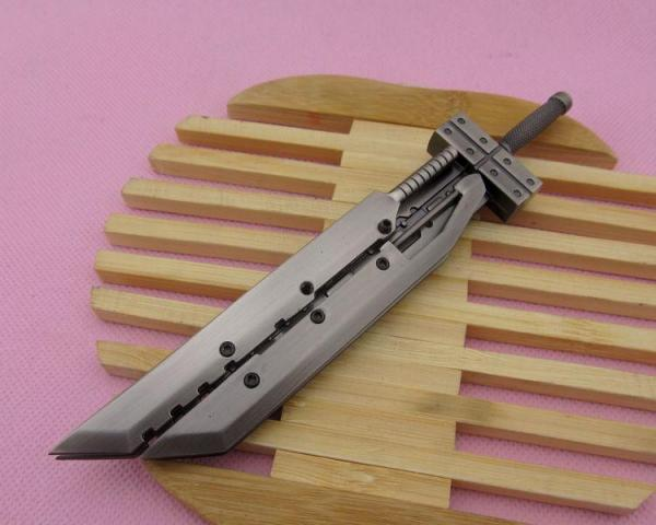 Final Fantasy 7 FF Cloud Strife Blade Swords Set Cosplay ... Final Fantasy Cloud Strife Sword