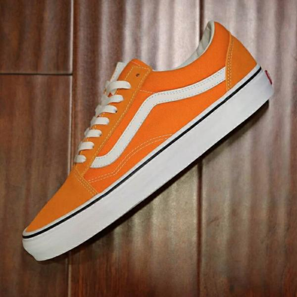 vans old skool dark cheddar