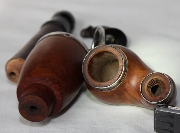PIP 1337 09 - J. S N   4-Parts OOM PAUL (pre-WWII) **EXCELLENT CONDITION**V.RARE** Estate Pipe