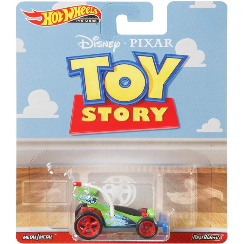 2019 Hot Wheels Retro Disney PIXAR Toy Story RC Car 1/64 ...