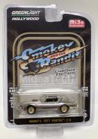 Smokey and the Bandit #1 Limited edition die-cast bandit/'s 1:64 1977 Pontiac TA