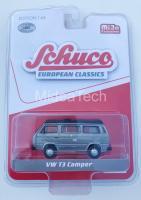 SCHUCO 9200 EUROPEAN CLASSICS VW VOLKSWAGEN T3 CAMPER VAN 1//64 Chase
