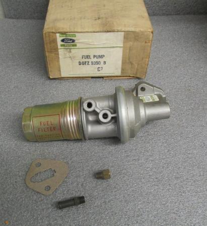 NOS  reman     Ford    F100250    Pickup       Truck       Fuel    Pump   Filter