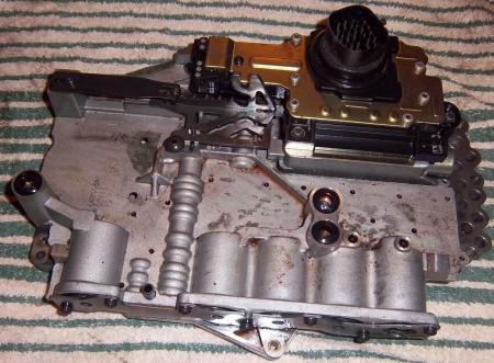 dodge durango 2000 a518 transmission valve body ebay. Black Bedroom Furniture Sets. Home Design Ideas