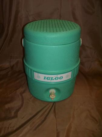 Vintage retro igloo 2 gallon camping water cooler ebay - Igloo vintage ...