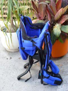 evenflo trailblazer backpack carrier manual