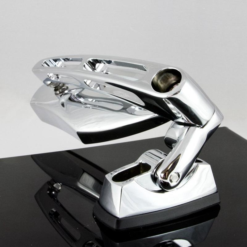 Motorcycle chrome rear view mirrors for suzuki gsxr 600 for Mirror 750 x 900