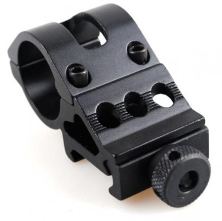 Tactical flashlight mount for remington 870 8 1