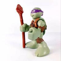2x TMNT DONNIE /& T-REX Half-Shell Heroes Teenage Mutant Ninja Turtles Figure toy