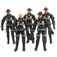 "Lot 100pcs Stand Bases accessory for GI JOE Military Trooper 3.75/"" Figure Toys"
