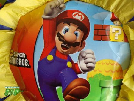 Pinata Super Mario Nintendo Holds Candy Mex Party Favor Ebay