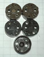DELCO GM STARTER SOLENOID CAP 5MT 8MT 10MT 20MT 25MT 27MT SD300 NON METRIC BLACK