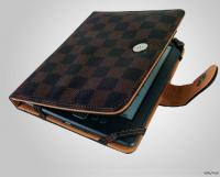 PU Leather Folio Case Cover for  Kindle 4 Wi Fi 6 E Ink Display