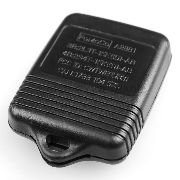 2XKEYLESS Entry Remote Control KEY FOB Clicker Switch FOR