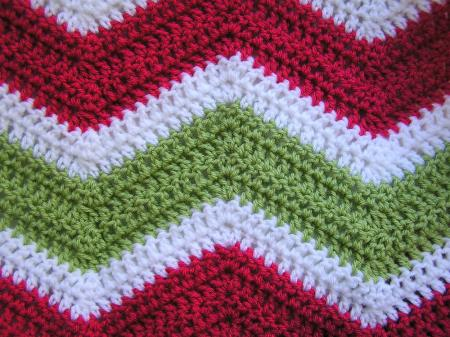 Red Heart Free Crochet Ripple Afghan Patterns : RIPPLE WRAP CROCHET PATTERN ? Free Crochet Patterns