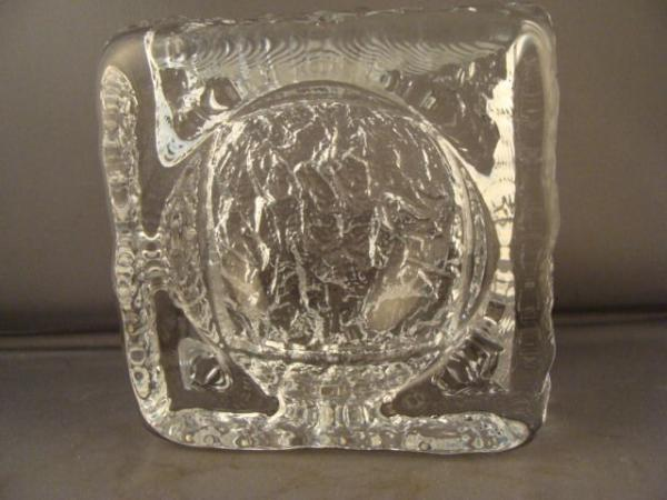this orrefors art glass