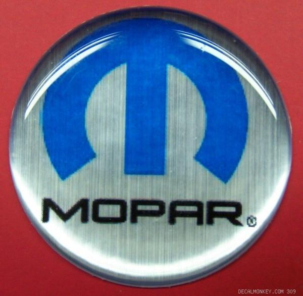 Mopar Wheel Rims Emblems Dodge Chrysler RAM Duster GTX Road Runner