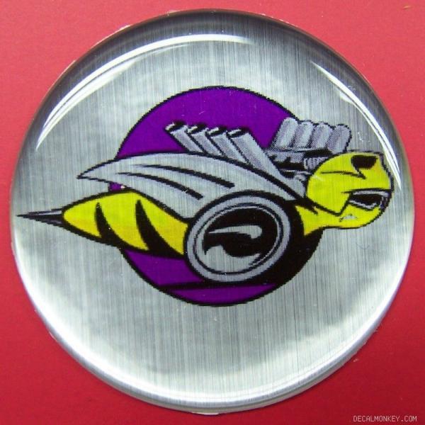 Rumble Bee Dodge RAM Truck Wheels Rims Emblems Decals Dakota Crew
