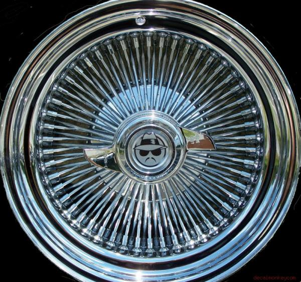 Wire Wheels: Wire Wheels Lowrider