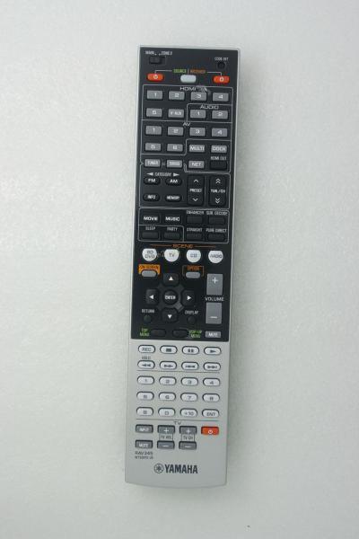 Yamaha remote control for av receiver rx v367 rx v471bl for Yamaha remote control app