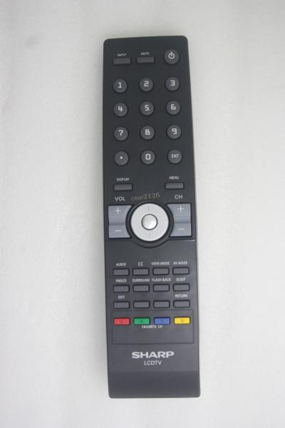 sharp tv remote control not working how to fix