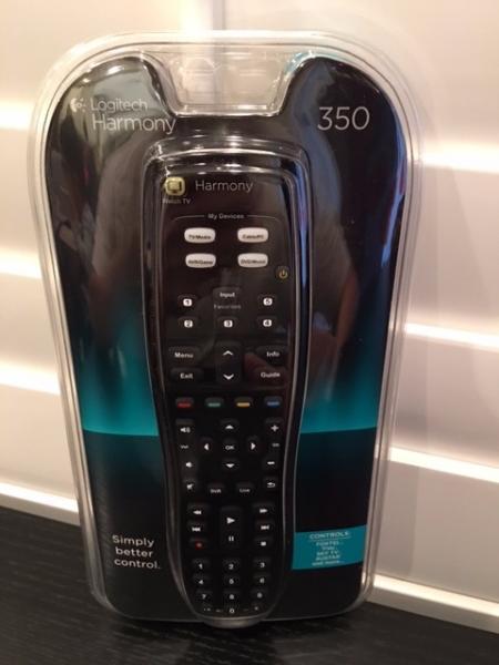 Amazon.com: Logitech Harmony 350 – Simple-to-Set-up ...