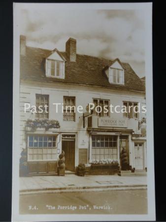 Warwick The Porridge Pot Jury Street Shows Tea Shop Now