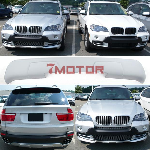 Set For 2007-2010 BMW X5 E70 Full Aerodynamic Aero Body