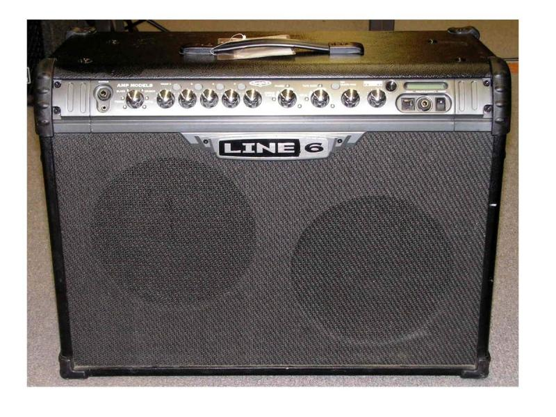 "Line 6 Spider 3 2 x 10"" Guitar Amplifier on PopScreen"