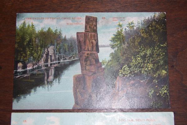 Dells Pond, Eau Claire, WI USA 44.828756, -91.489507