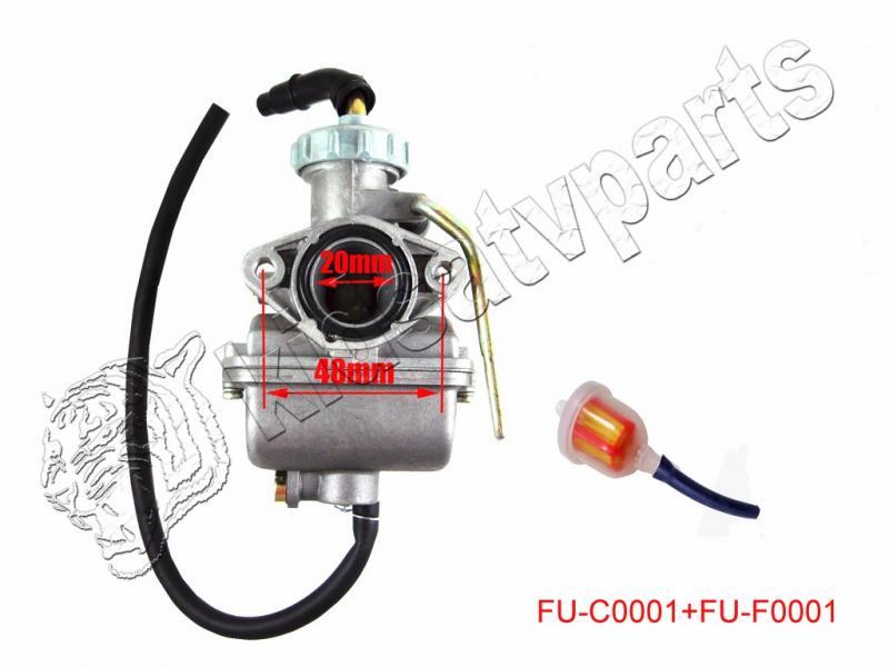 sunl atv fuel filter for an 05 duramax lly fuel line fuel filter carburetor 50cc 70cc 90cc 110cc 125cc 135 atv sunl taotao ...