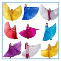 New Angel Kids Isis Wings Costumes Belly Dance Costume Children/'s Isis Wings