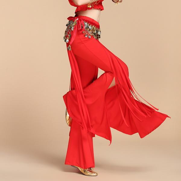 Belly Dance Harem Pants for Dancing Tribal Dancer Costume Yoga New S M L XL
