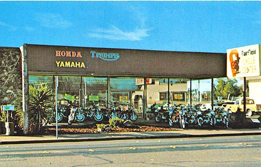 Honda Fairfield Ca >> Details About Fairfield Ca Cycle Center Honda Yamaha Triumph Maico Motorcycles Business Card