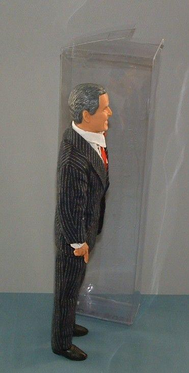 GEORGE W. BUSH, TOP GUN & PRESIDENT 12 ACTION FIGURE DOLLS 0