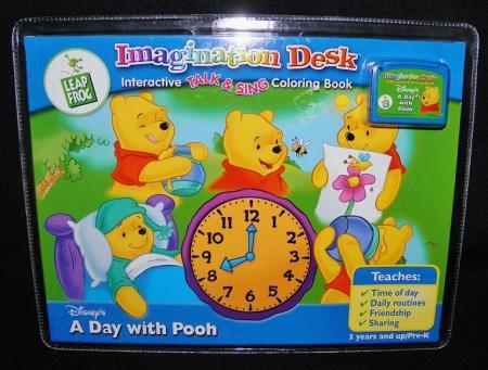 Leap Frog Imagination Desk