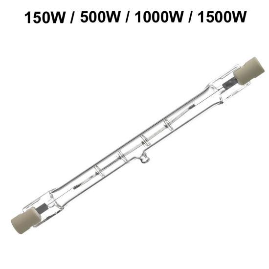 Tungsten Linear Halogen Lamp Flood Security Light Bulbs