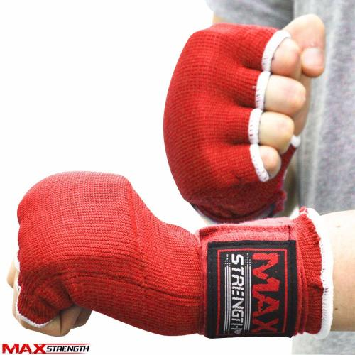 how to make a fist in boxing gloves