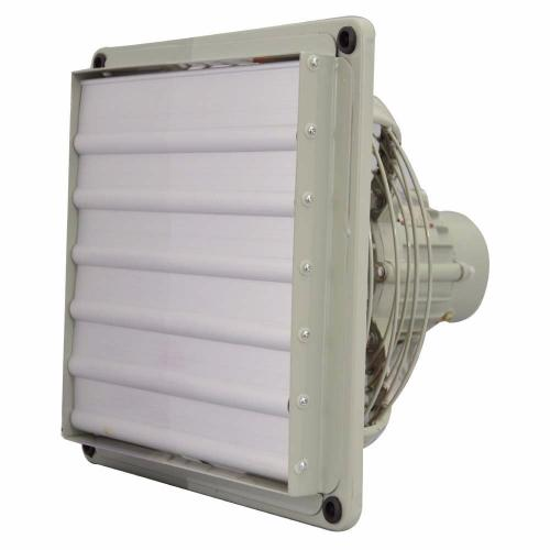 Commercial Ventilation Exhaust Extractor Fan Metal Axial