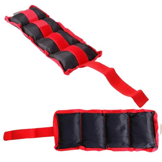 Training Mat Strap: Wrist Ankle Weights Running Fitness Exercise Gym Training