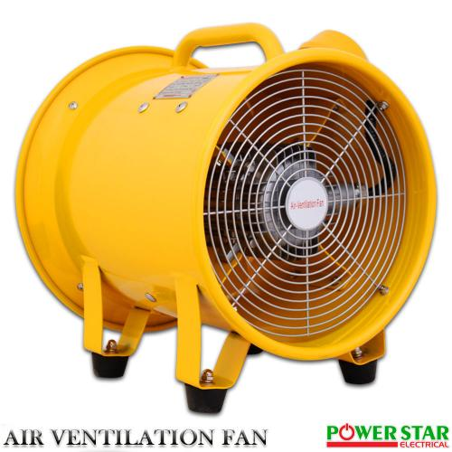 Explosion Proof Fans : Portable ventilator atex axial blower extractor fan