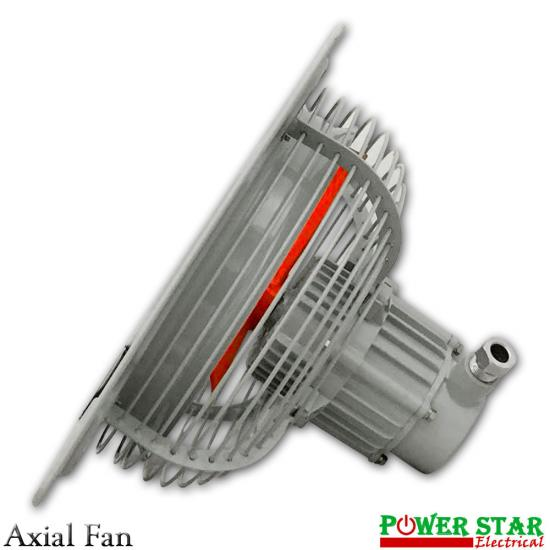 Paint Booth Axial Exhaust Fans : Commercial ventilation extractor fan metal axial exhaust