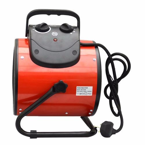 Industrial Blower Heaters : Kw commercial electric heater blower fan waterproof