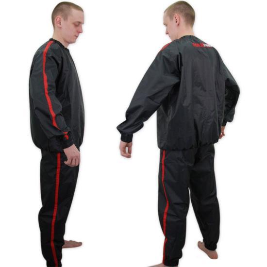 schwerbelastbar sauna schwitz suit fitness bung fitness slimming ebay. Black Bedroom Furniture Sets. Home Design Ideas