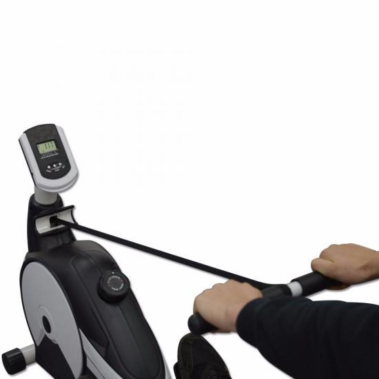 rowing cardio machine