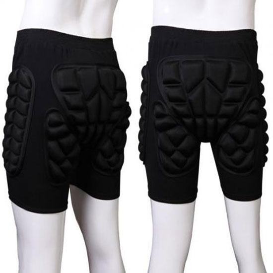 snowboard ski padded protective shorts protection impact. Black Bedroom Furniture Sets. Home Design Ideas