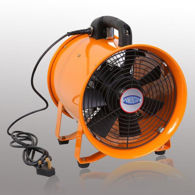 Axial Axial Blower Fans : Industrial portable axial blower fan for all work places