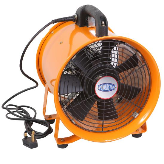 Axial Axial Blower Fans : Portable ventilator industrial air axial metal blower
